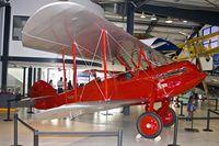 N3957 @ KSMO - Exhibited in the Museum of Flying in Santa Monica Airport