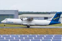 HB-AFN @ EDDR - ATR 72-201 - by Jerzy Maciaszek