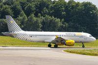 EC-LOP @ ELLX - Airbus A320-214 - by Jerzy Maciaszek