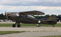 N47727 @ KOSH - Taylorcraft L-2M