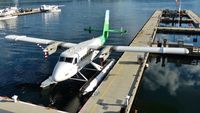 C-FWTE @ CYHC - Westcoast Air #603 at Harbour Air terminal in Coal Harbour. - by M.L. Jacobs