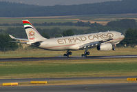 A6-DCA @ VIE - Etihad Airways Crystal Cargo Airbus A330-200 - by Thomas Ramgraber
