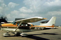 N1107V @ BQH - Cessna U.206F Stationair as seen at Biggin Hill in the Summer of 1976. - by Peter Nicholson