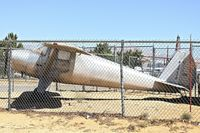 N1317B @ L71 - Parked at California City Municipal - by Terry Fletcher