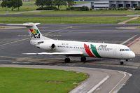 CS-TPD @ EHAM - Fokker F-100 [11317] (Portugalia) Amsterdam-Schiphol~PH 10/08/2006
