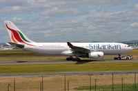 4R-ALG @ EDDF - SriLankan A332 - by FerryPNL