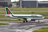 I-BIMH @ EHAM - Airbus A319-112 [2101] (Alitalia) Amsterdam-Schiphol~PH 10/08/2006 - by Ray Barber