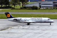 D-ACHE @ EHAM - Canadair CRJ-200LR [7407] (Lufthansa Regional) Amsterdam-Schiphol~PH 10/08/2006 - by Ray Barber