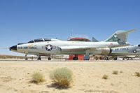58-0288 @ EDW - Exhibited at  Century Circle, Edwards AFB (West Gate )  Palmdale, California, - by Terry Fletcher