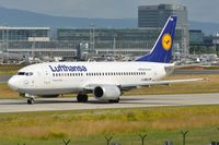 D-ABEA @ EDDF - Lufthansa B733 taxying out - by FerryPNL