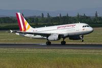 D-AGWB @ VIE - Germanwings Airbus A319 - by Thomas Ramgraber