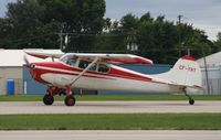 CF-YRT @ KOSH - Cessna 170A - by Mark Pasqualino