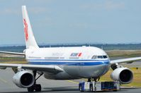 B-6117 @ EDDF - Air China A332 - by FerryPNL