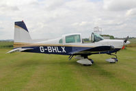 G-BHLX photo, click to enlarge