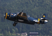HB-RDG @ LOXZ - TBM-3R Avenger - by Thomas Ranner