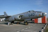 640 @ LFBO - Sud Aviation SO.4050B Vautour IIB, Les Ailes Anciennes Toulouse-Blagnac (LFBO) - by Yves-Q