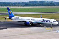 D-ABOA @ EDDL - Condor - by Jan Lefers