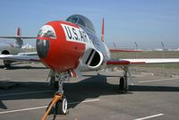 58-0468 @ LFBO - Lockheed T-33A Shooting Star, Les Ailes Anciennes Toulouse-Blagnac (LFBO) - by Yves-Q