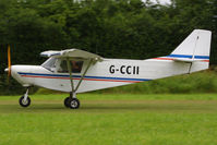 G-CCII @ X3NN - at the Stoke Golding stakeout 2013 - by Chris Hall