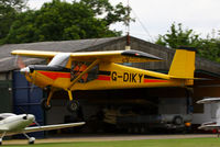 G-DIKY @ X3NN - at the Stoke Golding stakeout 2013 - by Chris Hall