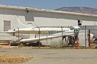 N4916V @ KMHV - stored at Mojave , California