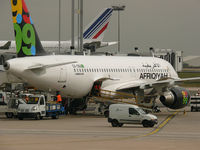 5A-ONA @ LFPG - Afriqiyah Airways - by Jean Goubet-FRENCHSKY