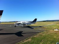 D-ISBC @ EDQD - D-ISBC Bayreuth Airport - by flythomas