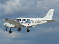 C-GGMT @ CYKZ - Landing on 33 at Buttonville airport north of Toronto - by switch95