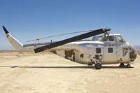 N95489 @ KWJF - At Milestones of Flight Museum at Lancaster CA