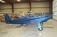 N90302 @ KWJF - At Milestones of Flight Museum at Lancaster CA