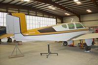 N4433D @ KWJF - At Milestones of Flight Museum at Lancaster CA