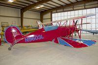 N5603L @ KWJF - At Milestones of Flight Museum at Lancaster CA
