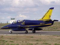 ES-YLP @ LMML - Aero L-39 ES-YLP Breitling Team - by Raymond Zammit
