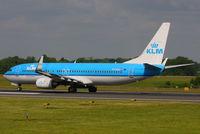 PH-BXZ @ EGCC - KLM Royal Dutch Airlines - by Chris Hall