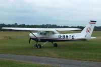 G-BMTB @ EGKR - Sky Leisure Aviation Charters Ltd - by Chris Hall