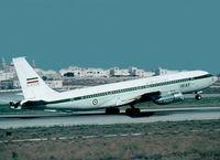 5-8309 @ LMML - B707 5-8309 Iranian Air Force - by Raymond Zammit