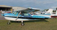 C-GJIM @ KAXN - Cessna 172L Skyhawk in overflow parking. - by Kreg Anderson