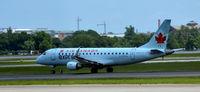 C-FFYG @ KDCA - Takeoff DCA - by Ronald Barker