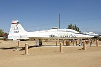 63-8182 - Exhibited at the Joe Davies Heritage Airpark at Palmdale Plant 42, Palmdale, California
