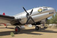 44-78019 - Exhibited at the Joe Davies Heritage Airpark at Palmdale Plant 42, Palmdale, California - by Terry Fletcher