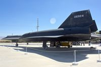 60-6924 - Exhibited at the Joe Davies Heritage Airpark at Palmdale Plant 42, Palmdale, California