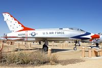 54-2299 - Exhibited at the Joe Davies Heritage Airpark at Palmdale Plant 42, Palmdale, California - by Terry Fletcher