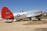 N32229 - Exhibited at the Joe Davies Heritage Airpark at Palmdale Plant 42, Palmdale, California ex USAAF 44-78019