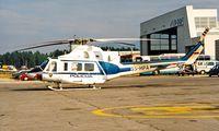 S5-HPA @ LJLJ - Agusta-Bell AB.412 [25546] Lubljana~S5 19/06/1996