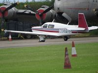 N1070Z @ EGSX - At the Air Britain Flyin 2013 on North Weald Airport - by lkuipers