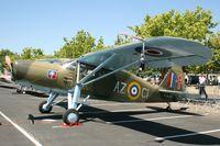 F-AZCI @ LFDN - Fairchild 24R 46A, Rochefort-St Agnant AB 721 (LFDN-RCO) - by Yves-Q