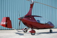 D-MTEB @ EBZW - Calidus autogyro Toon Jacobs@EBZW - by Karel Baeten