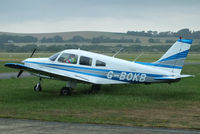 G-BOKB photo, click to enlarge