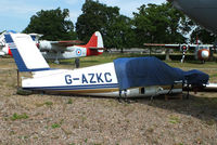 G-AZKC photo, click to enlarge