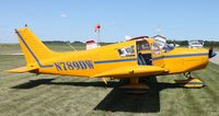 N789DW @ Y63 - 2013 Elbow Lake Fly-in - by Kreg Anderson